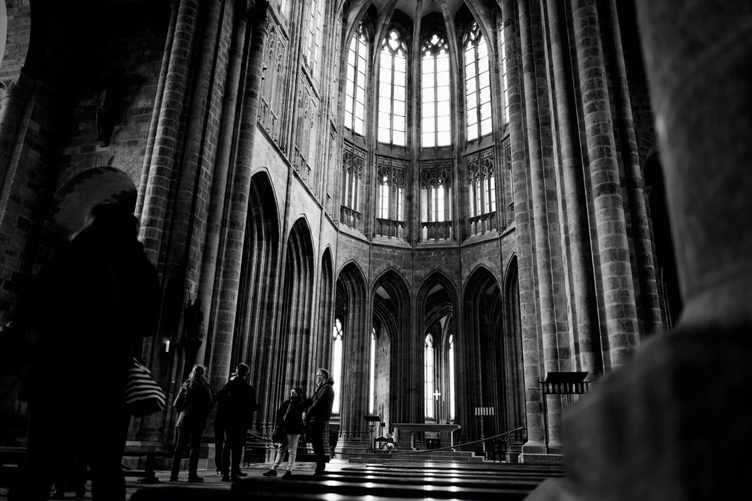 People Walking Inside A Cathedral - unsplash