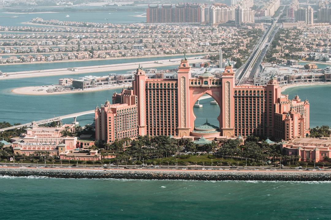 Dubai, Atlantis the Palm Dubai - unsplash
