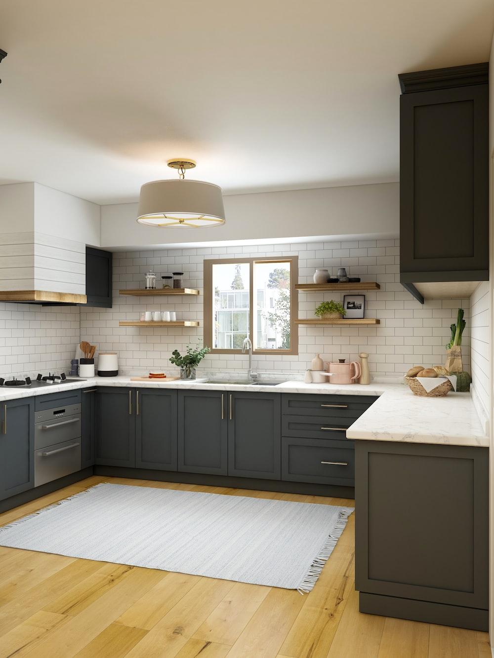 9+ Kitchen Design Pictures   Download Free Images on Unsplash