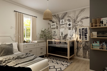 Preparing for Baby: Nursery Furniture Ideas and Inspiration