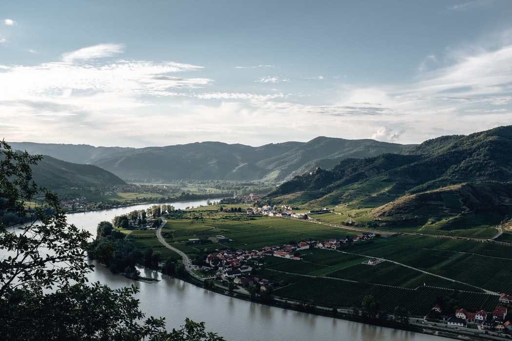 wachau valley