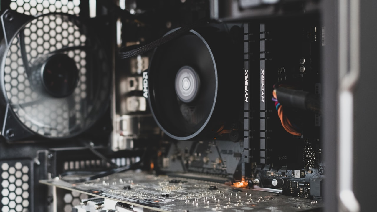 Image of pre-built PC