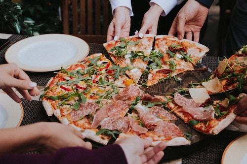 """Pizza """"D.O.P."""""""