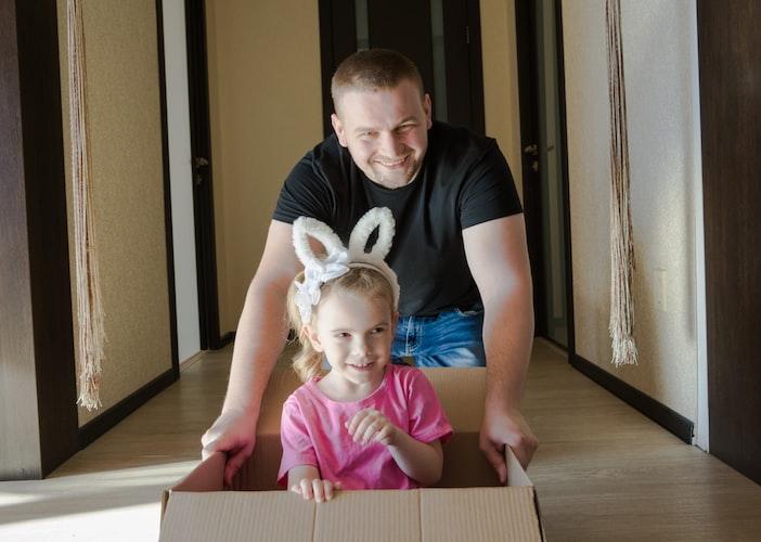 relocation rental