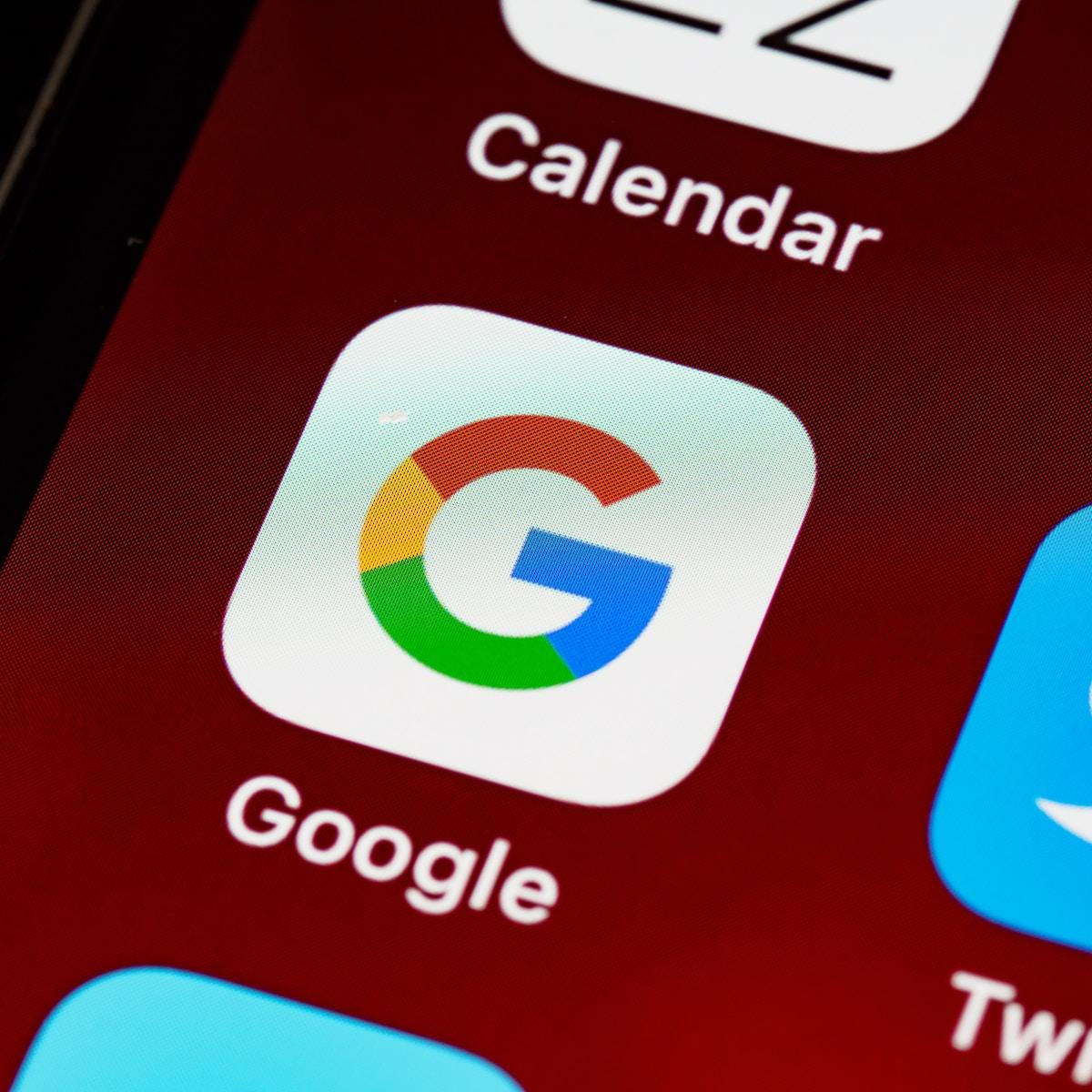 Borrar el historial de Google en el iPhone