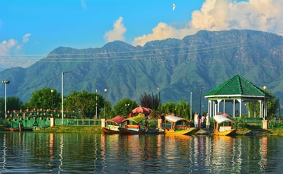 picture of Outdoor Activities in Dal Lake, India