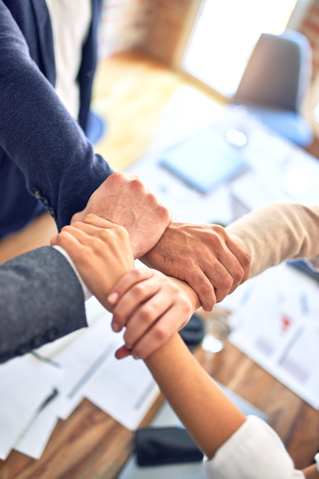 How to Build Trust in a Workplace Between Coworkers