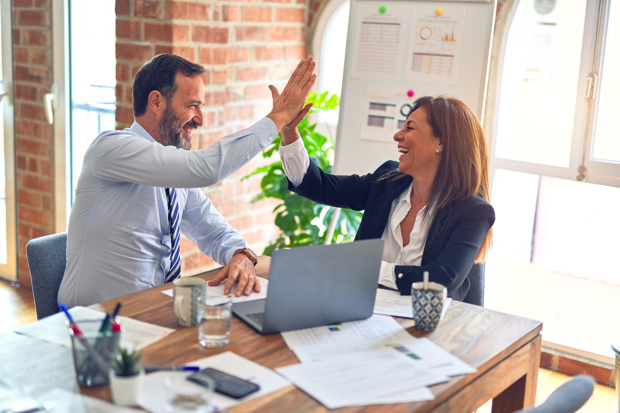 Làm việc nhóm giúp hiệu suất công việc cao hơn