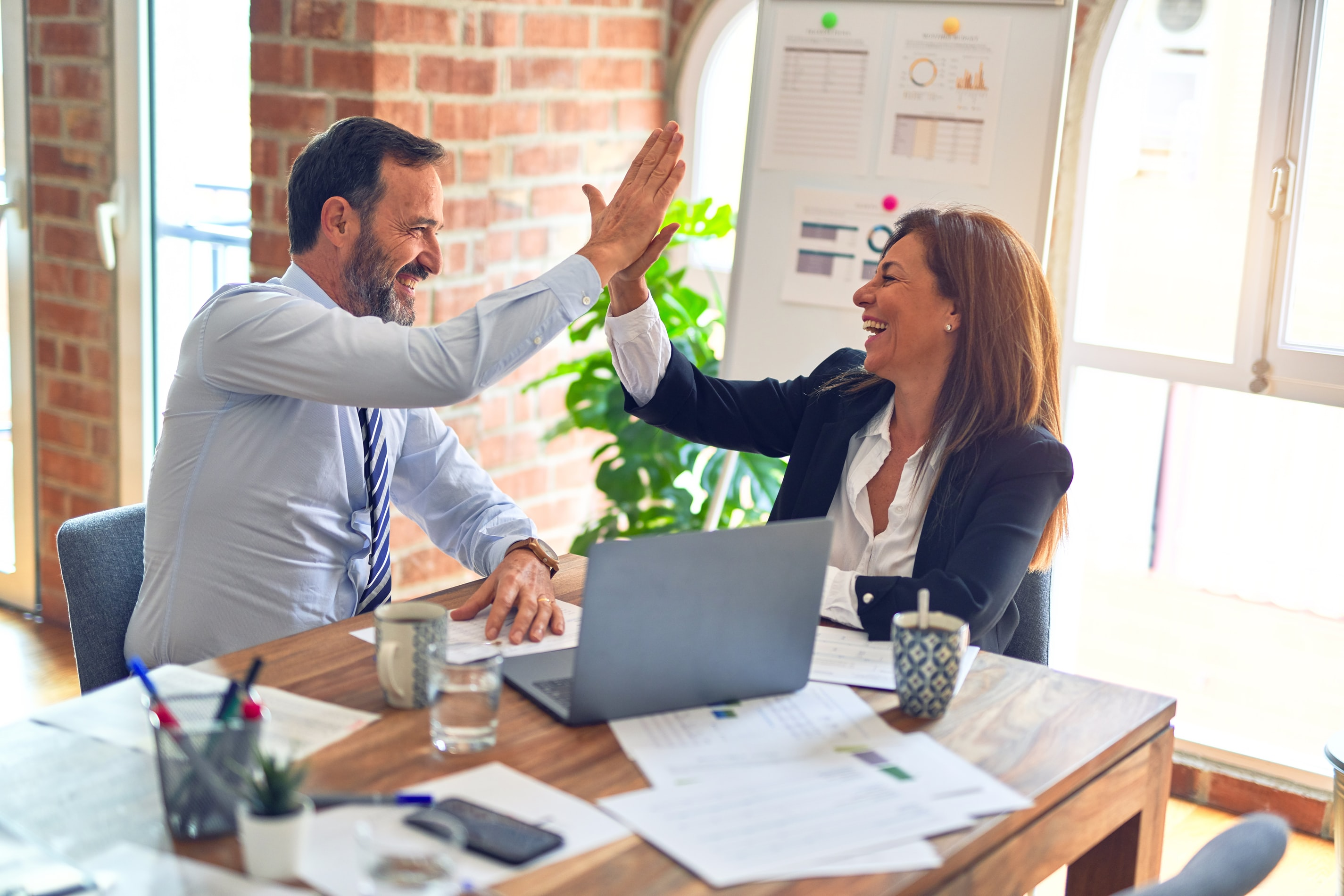 Boost sales productivity with the help of the right business partner