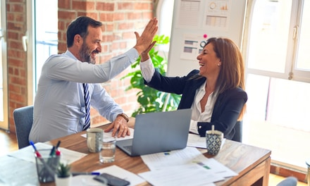 When should you have career discussions with employees?