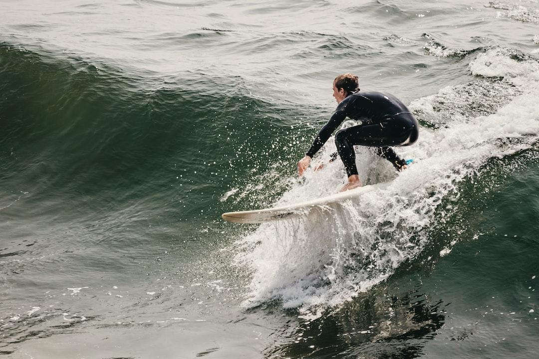 Glued To the Wave - unsplash
