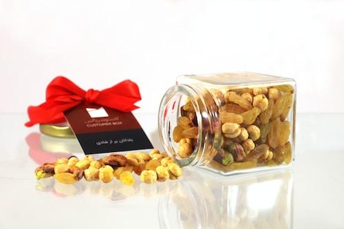 Holiday Seasonal: Spiced Vanilla Macadamia Nut