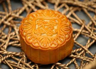 Traditional Mooncake 月饼, Celebration of the Mid-Autumn Festival, Macau, China