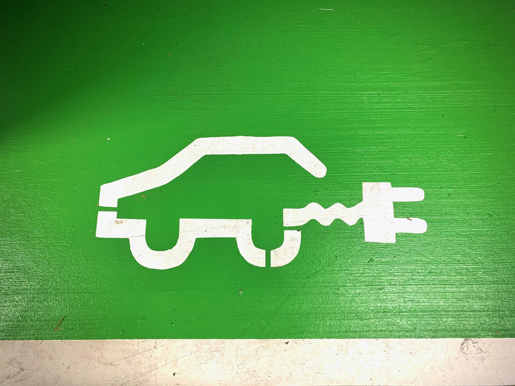 Parking Ladestation E-Auto