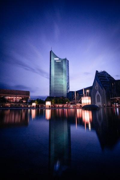 Städtetour Leipzig