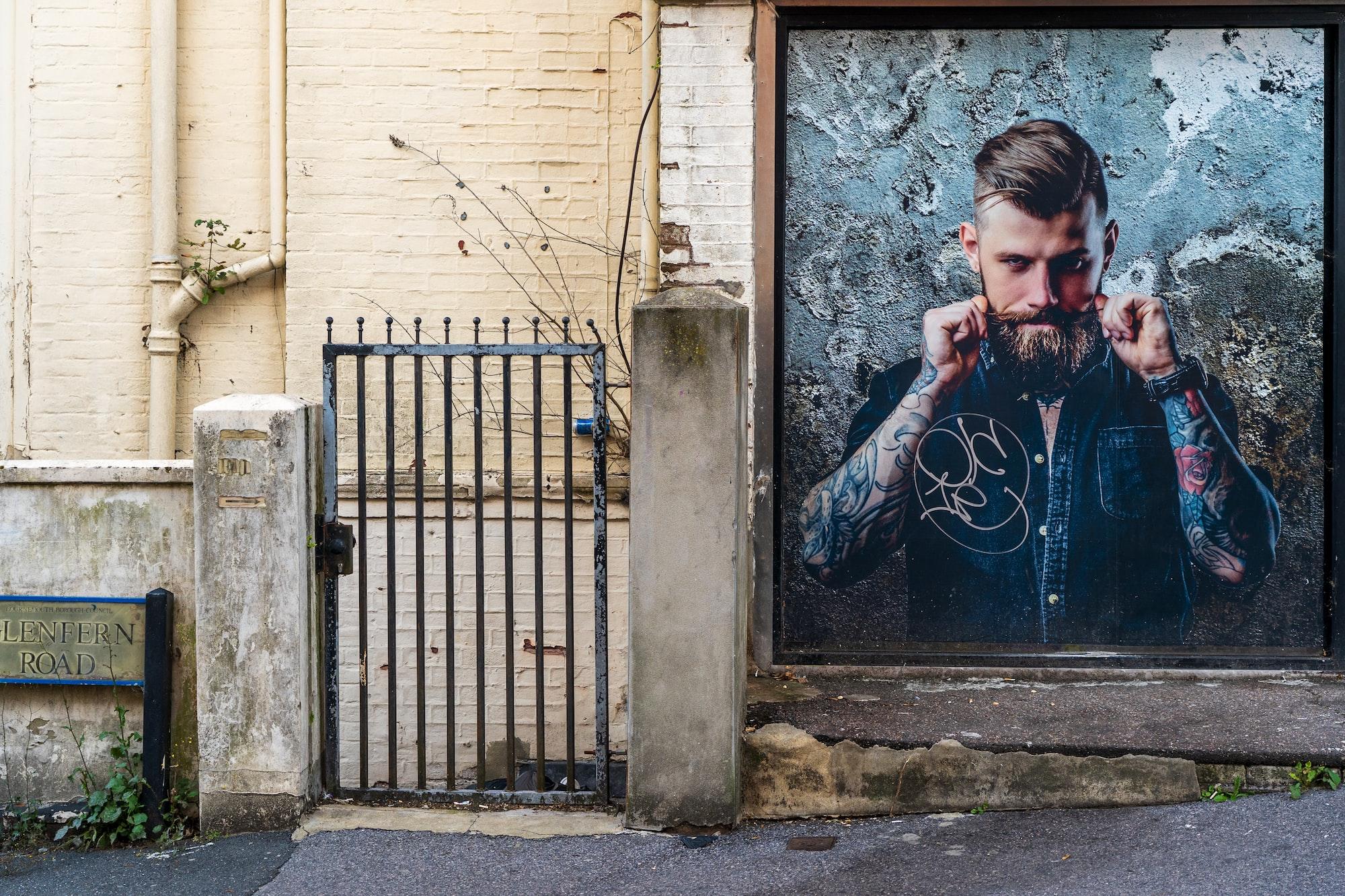Противопоставление в уличной фотографии