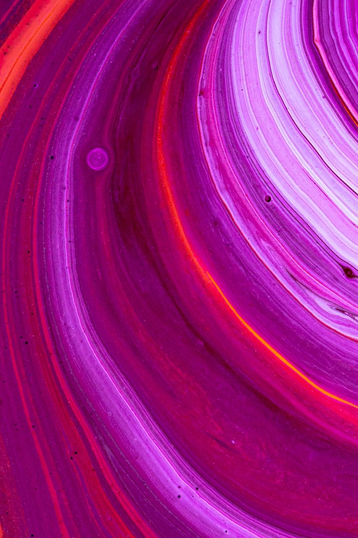purple and white light illustration