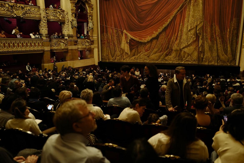 sala del teatro