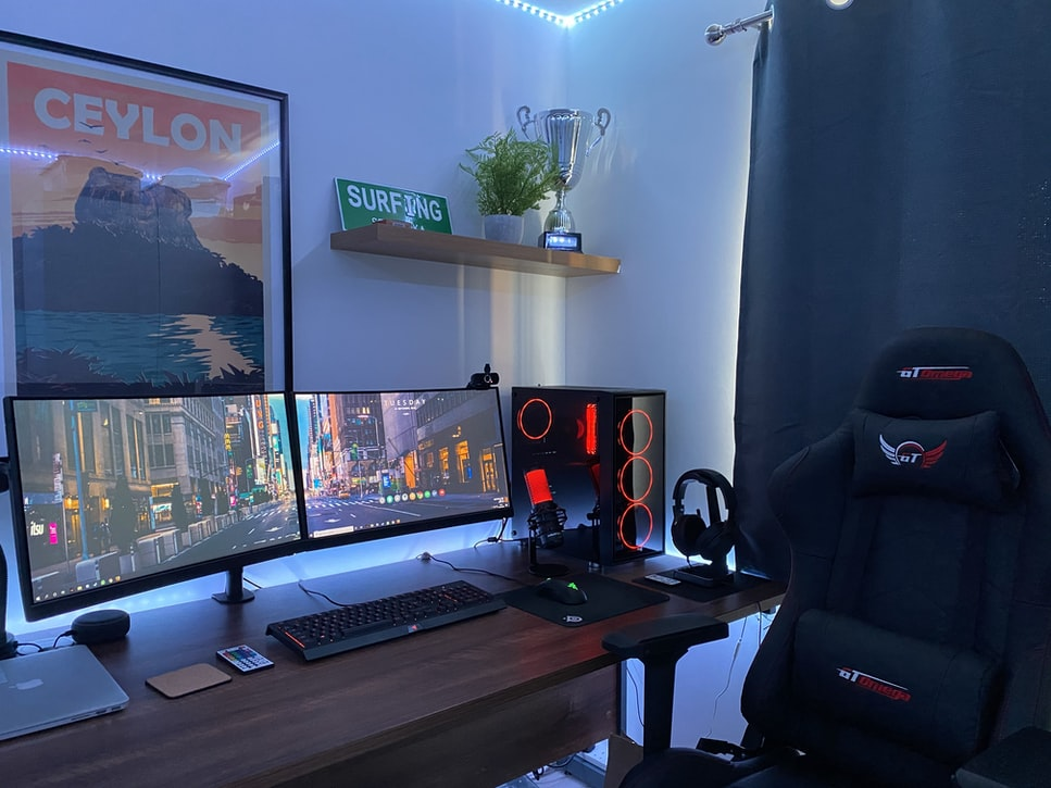 How to create the ultimate gaming room