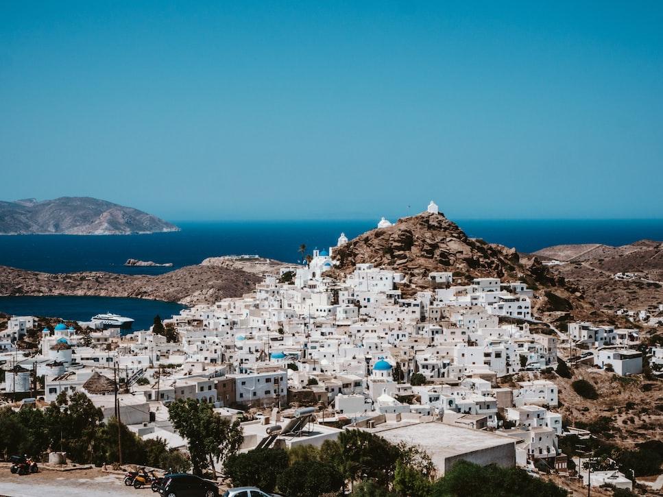 isla de Ios Grecia