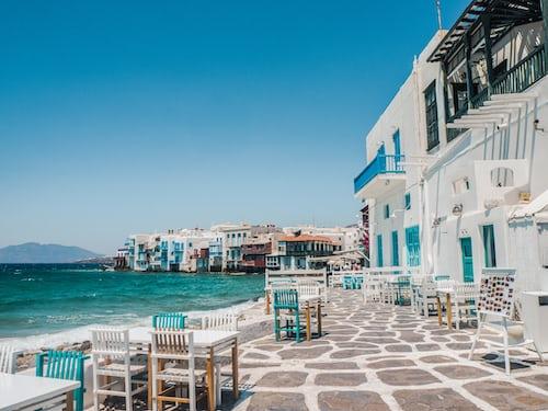 Mykonos, Best Islands to Visit in Greece