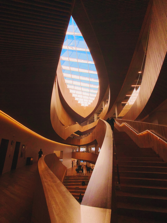Calgary Public Library by @beekay on Unsplash