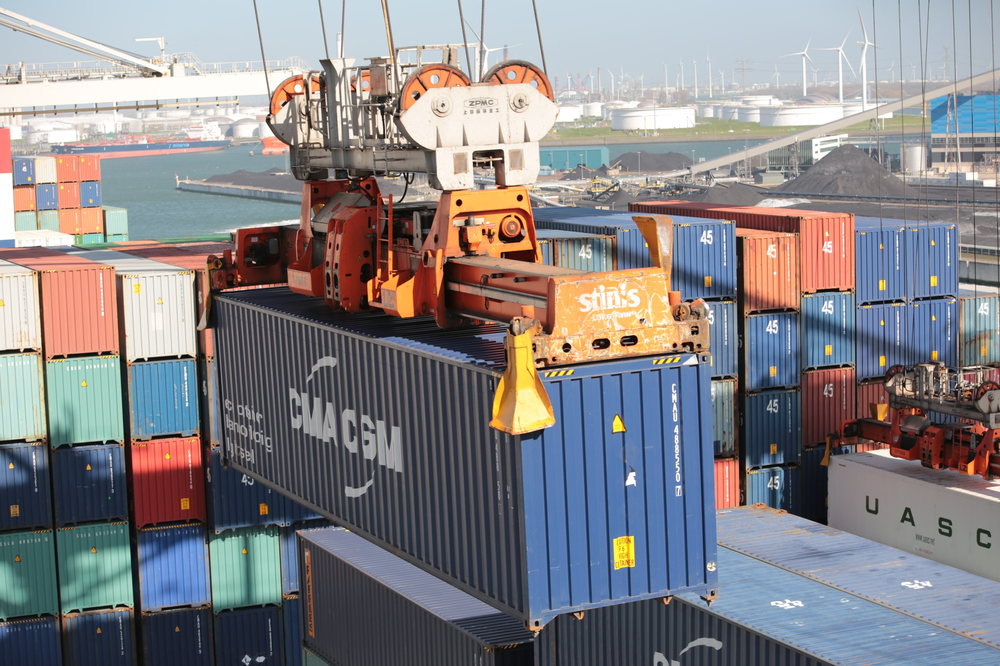 A fix to bulging containers