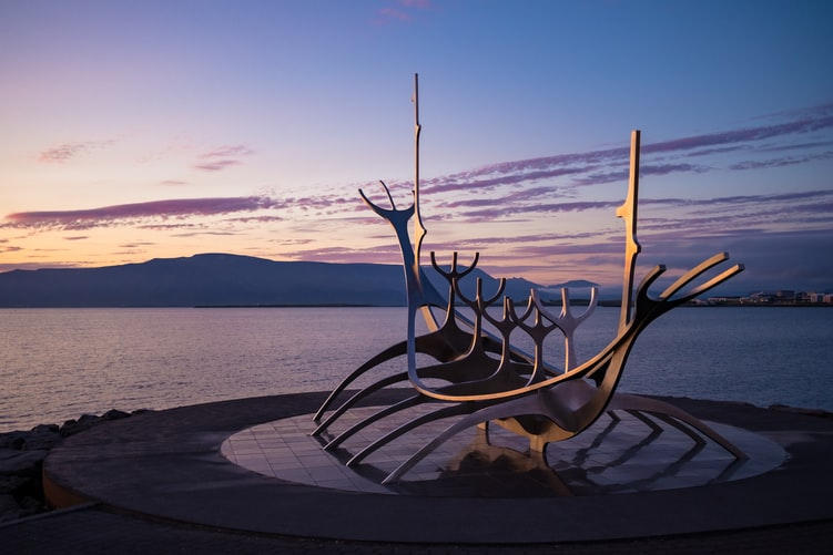 Sun Voyager, Places to visit in Reykjavik