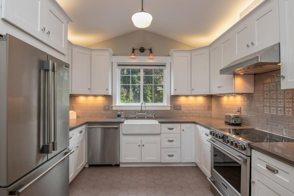 Cucina Usata, layout della cucina ad U