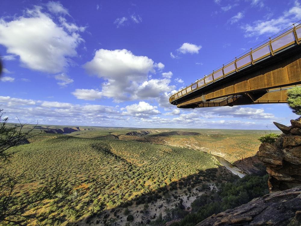 הפארק הלאומי קאלברי במערב אוסטרליה