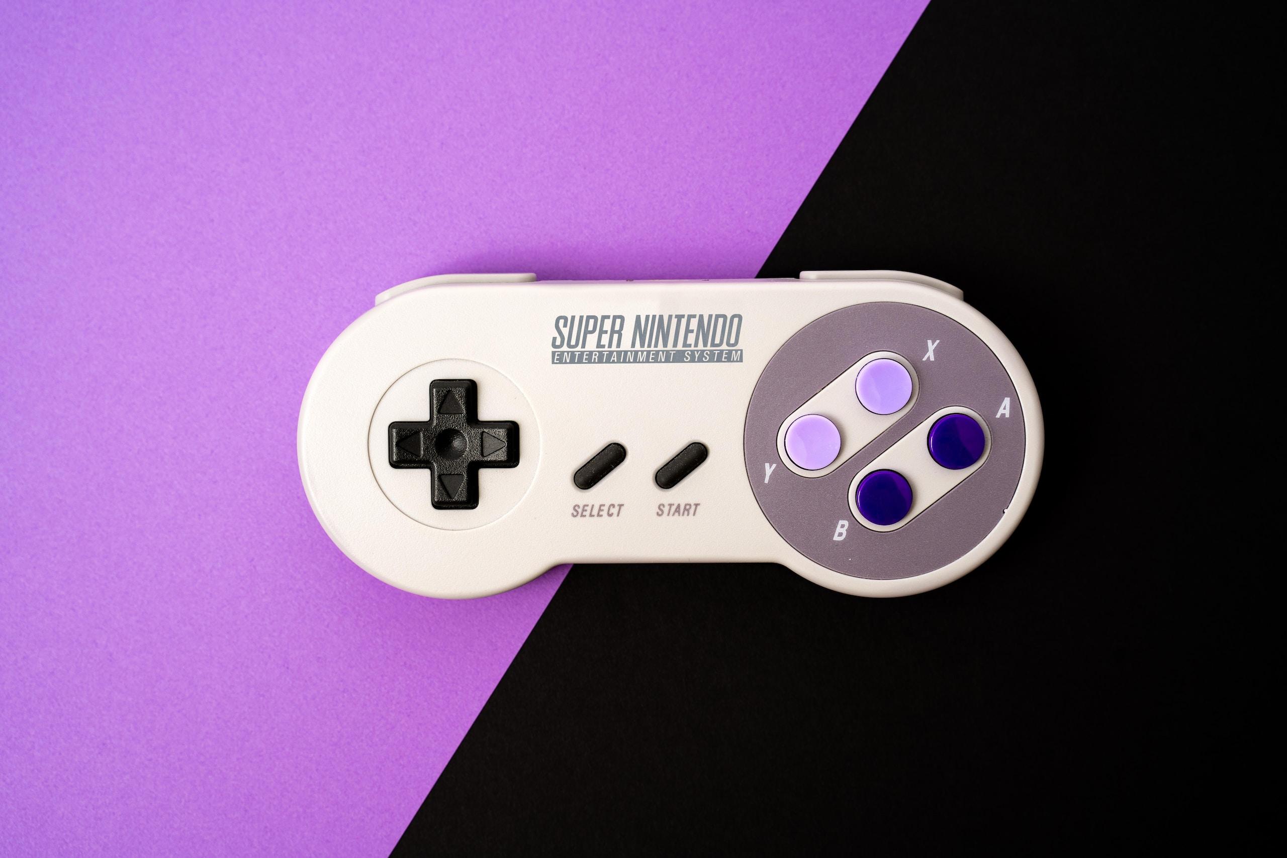 NES / Super Nintendo / Nintendo / Lance Barr / Nintendo Entertainment System