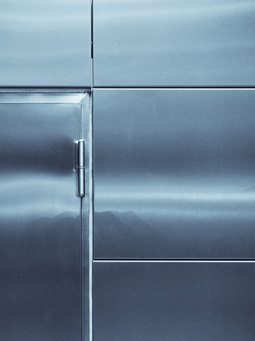 stainless steel top mount refrigerator