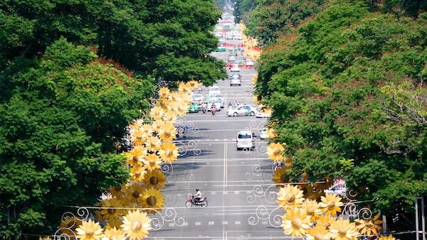 Три туристических города Вьетнам среди 100 лучших мест в мире: Time