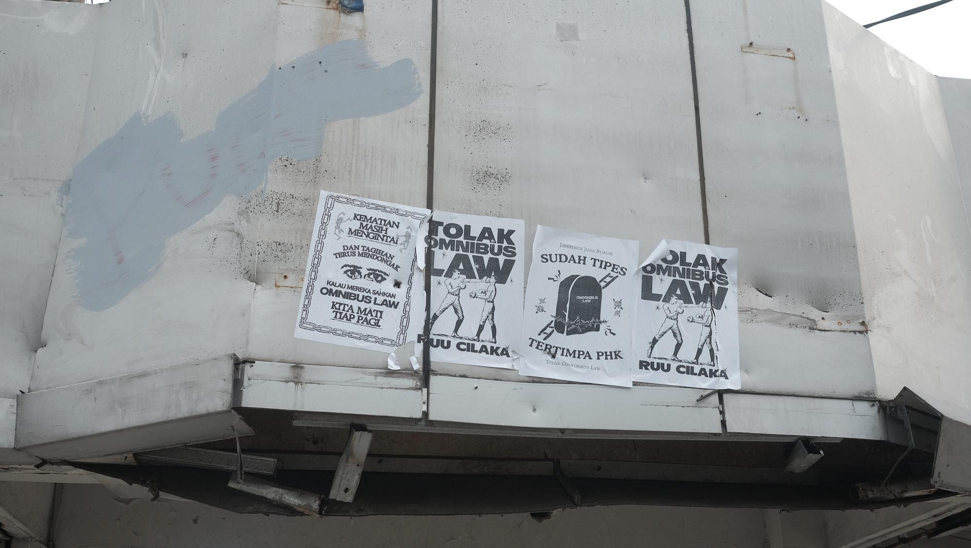 Omnibus Law - Cipta Kerja dan Cipta Hasil