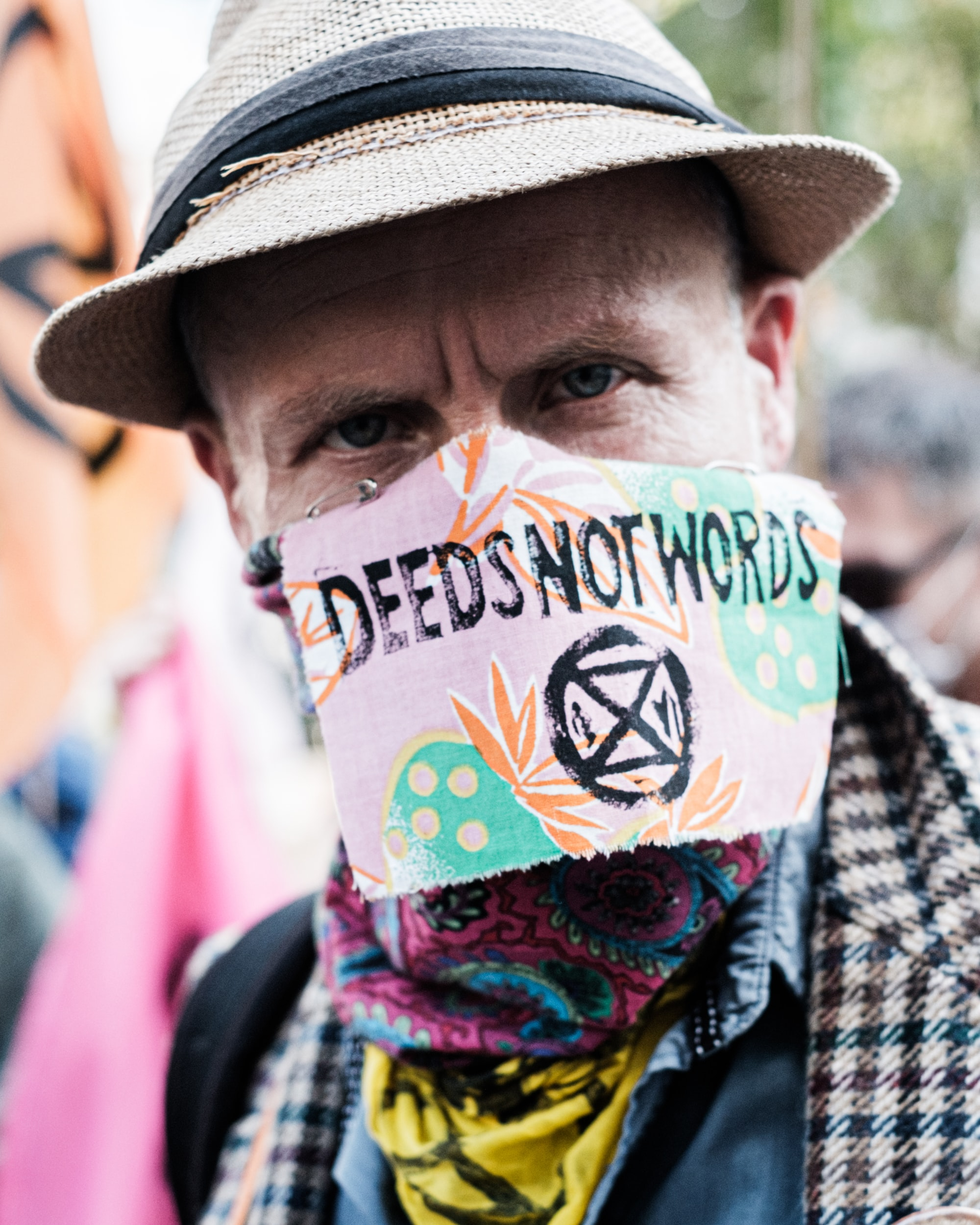 Extinction Rebellion September 2020 Protests for the launch of the Climate and Ecological Emergency Bill (CEE Bill) Across The City of London