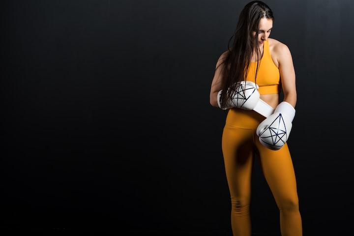 Female Body Building Videos