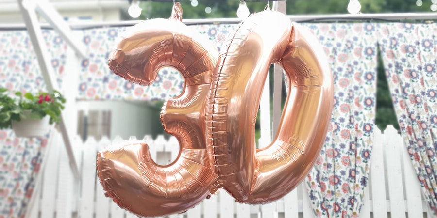 An Open Letter To Anyone Turning 30 This Year