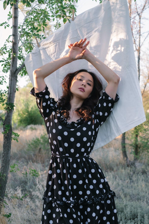 Polka Dot Dress Pictures | Download Free Images on Unsplash
