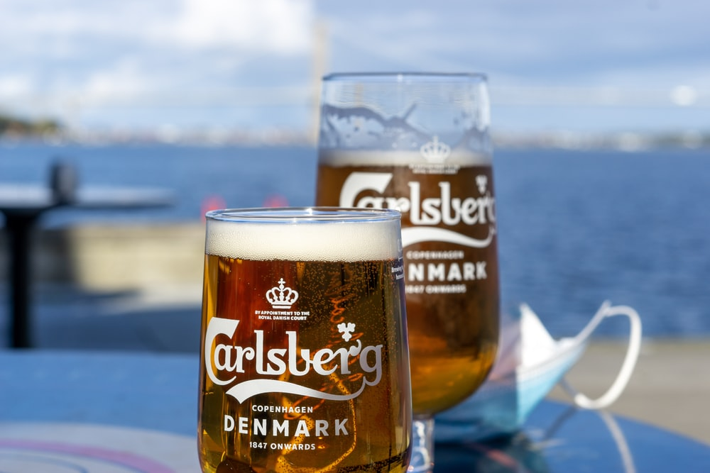 Take Carlsberg, for instance, a prominent European beer brand. It's famous for its brand strategy, which involves taking things that people like, such as holidays, and then saying what would happen if Carlsberg provided them.