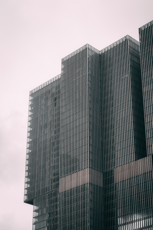 black concrete building under blue sky during daytime