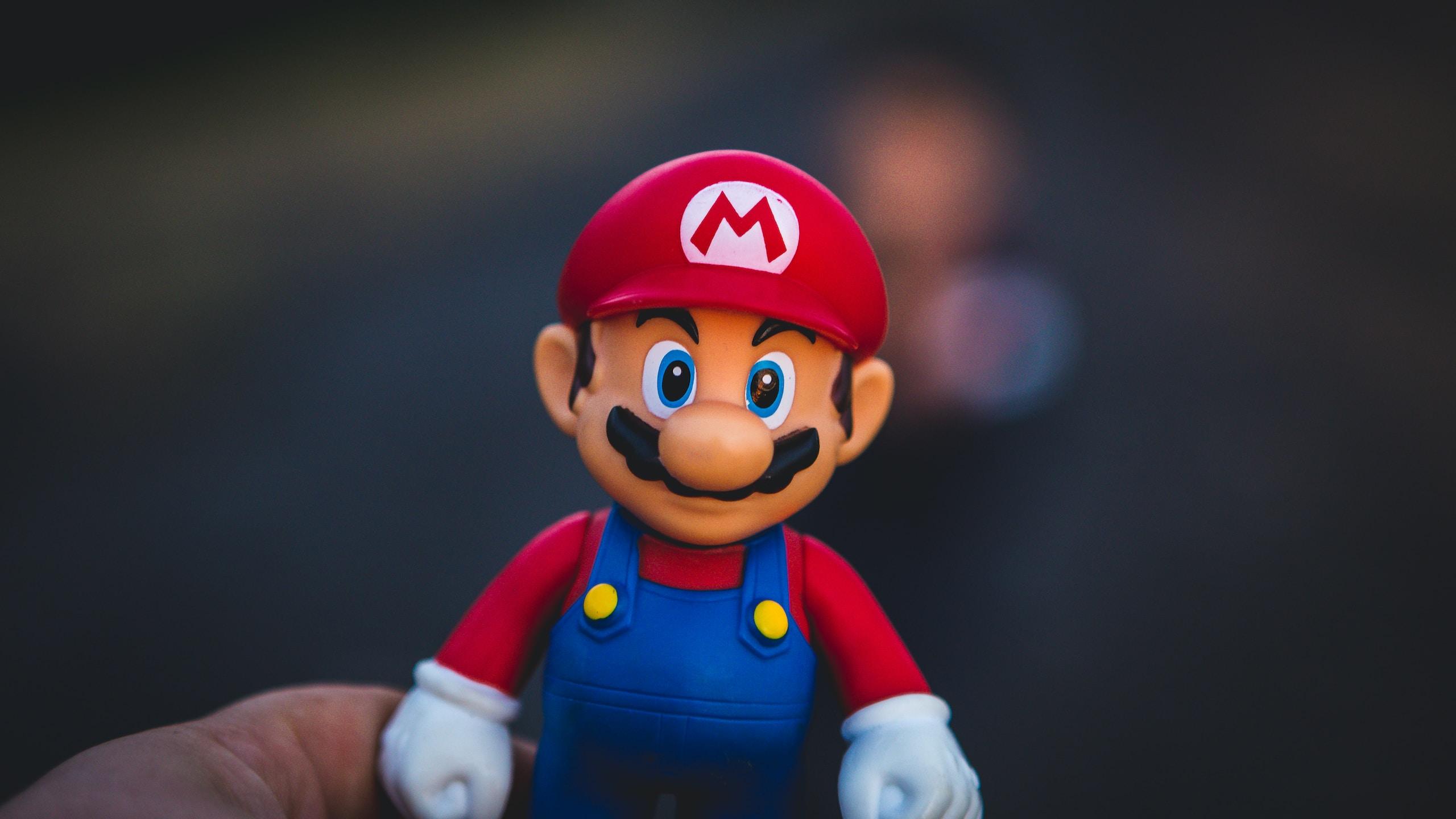 Super Mario Bros - Mario Bros Movie
