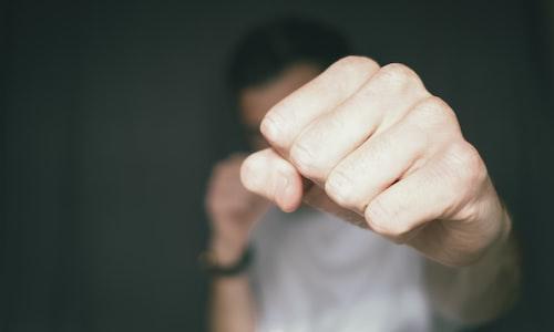 fist pickup line