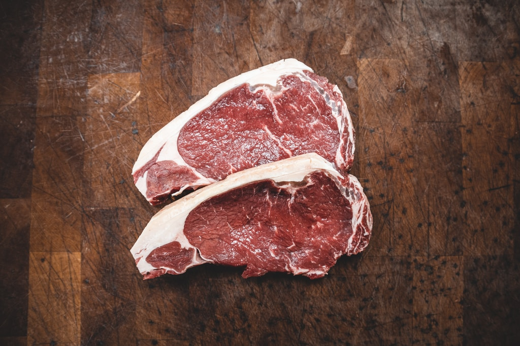 Belted Galloway Sirloin