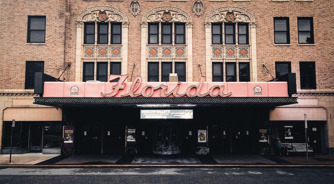 Florida Theater In Downtown Jacksonville, Florida  - unsplash