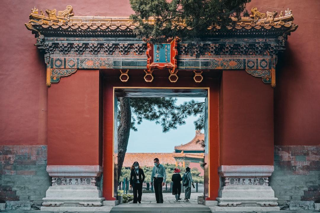 故宫博物院 - unsplash