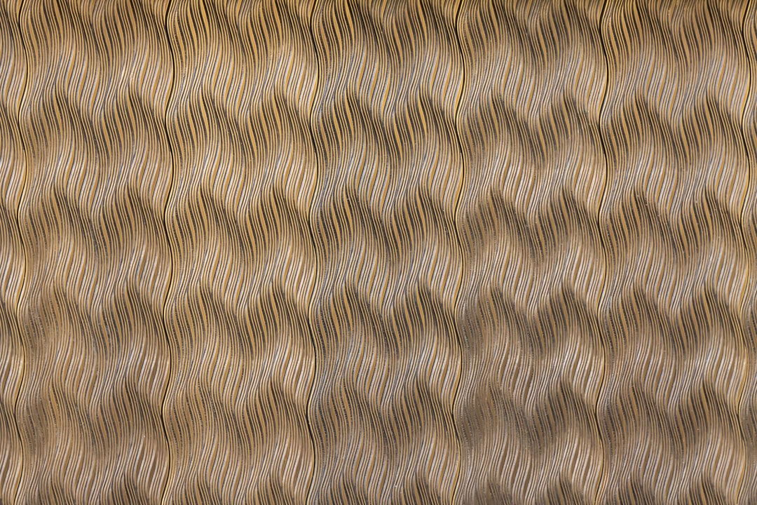 White and Black Textile On Brown Textile - unsplash