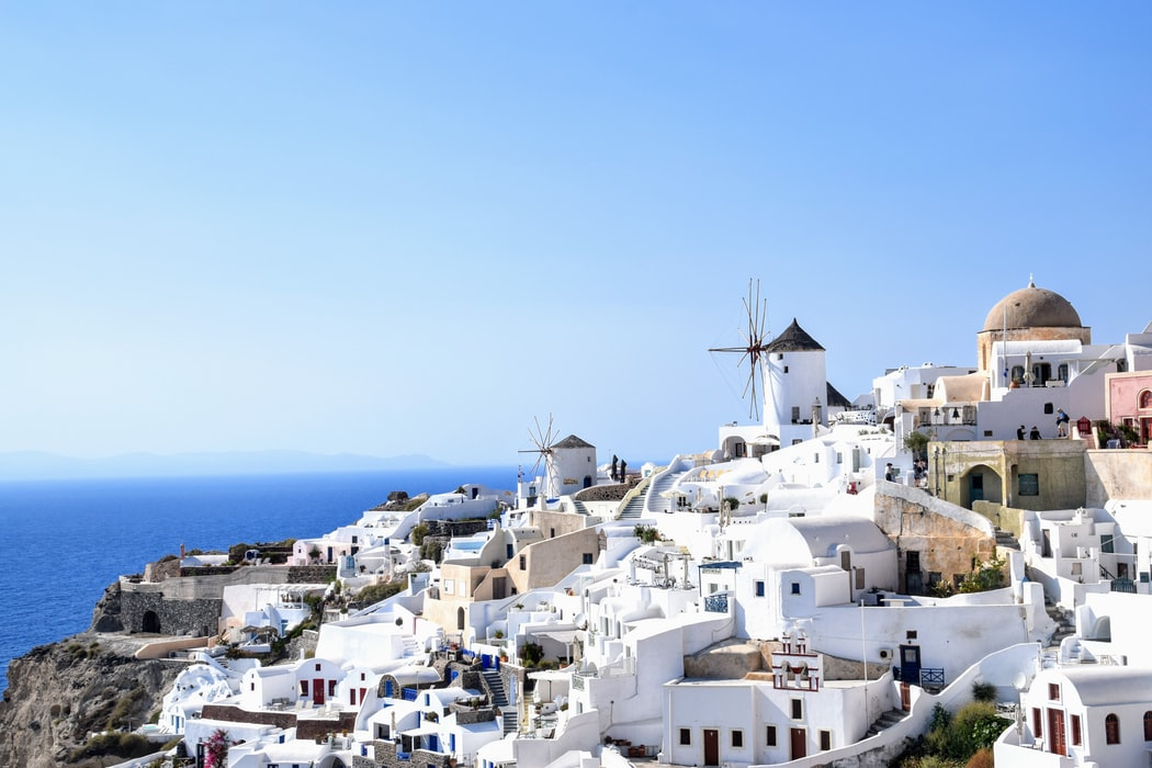 Stay In Exotic Windmill Villas, Things to Do in Santorini