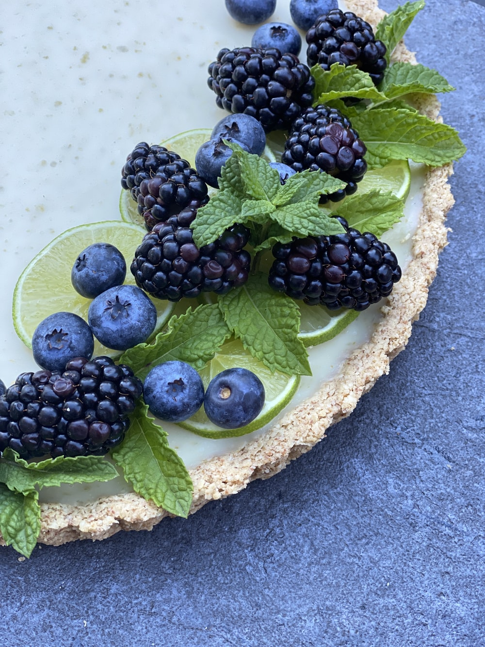 black berries on green leaf