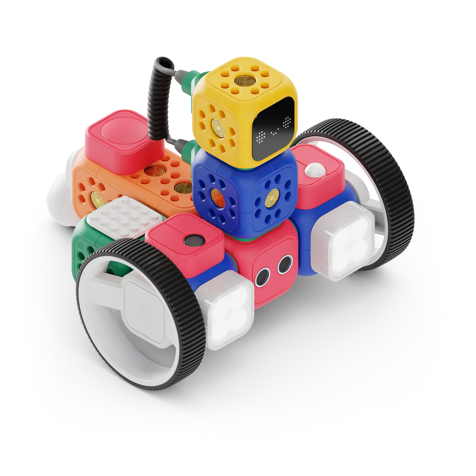 Learning the new robotics jargon is like cracking a code