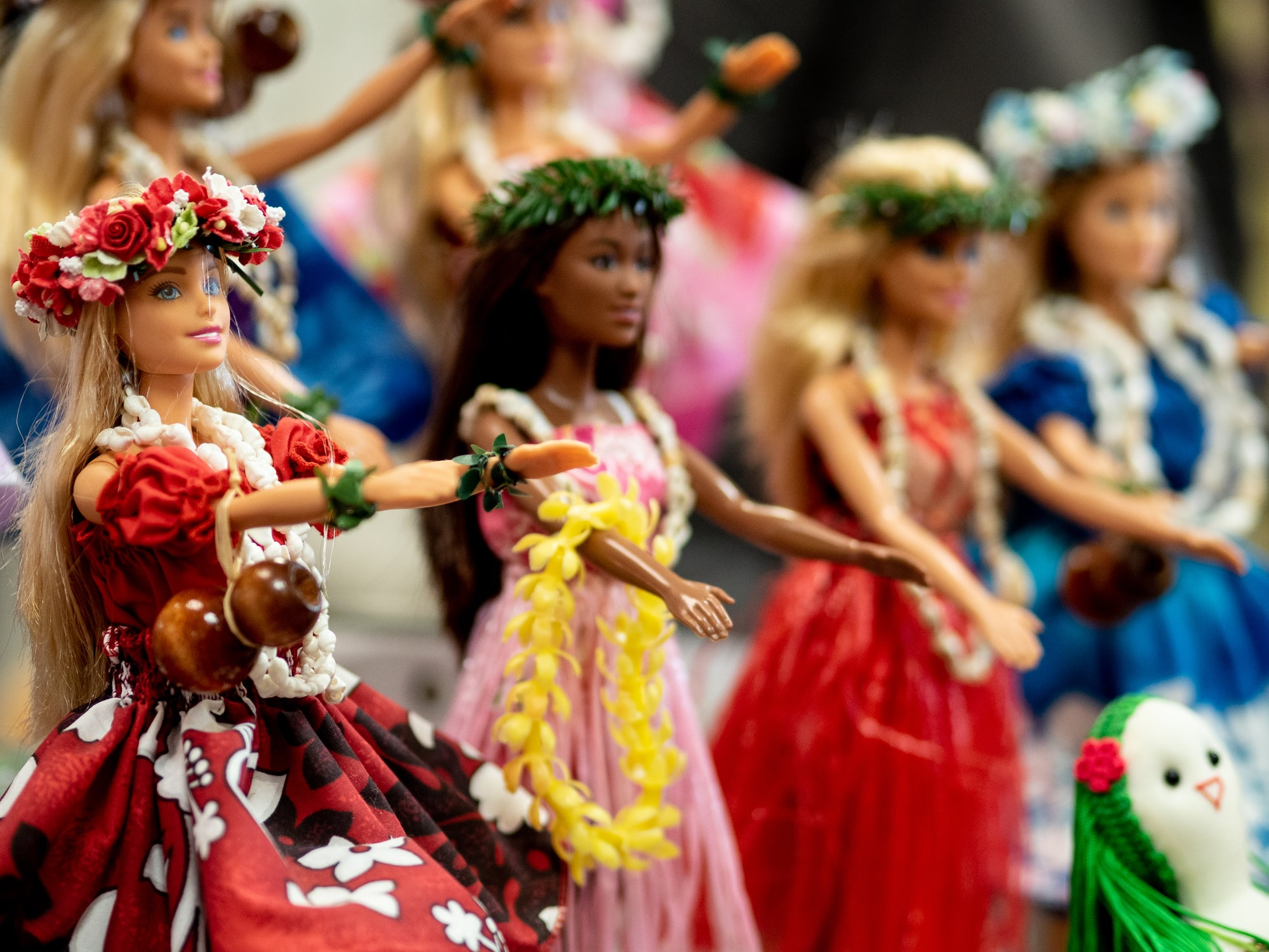 Barbie's Olympic Games Doll Collection Forgets Tokyo